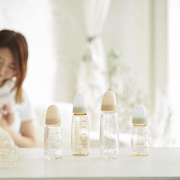 スリムタイプやわらかシリコーンゴム製 乳首 製品イメージ