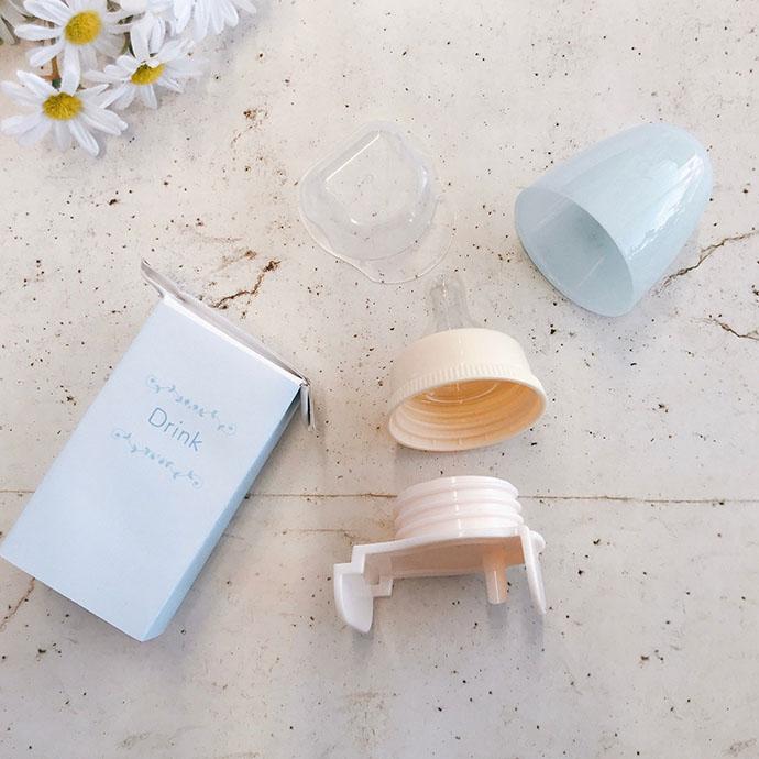 紙パック用 乳首 製品イメージ